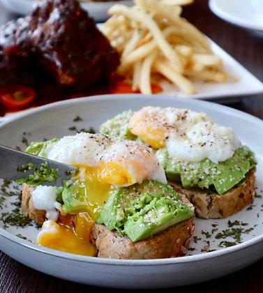 Egg & Avo Toast