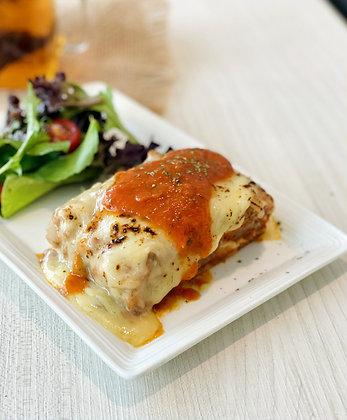 Lasagna                                      (Beef / Chicken / Mushroom)
