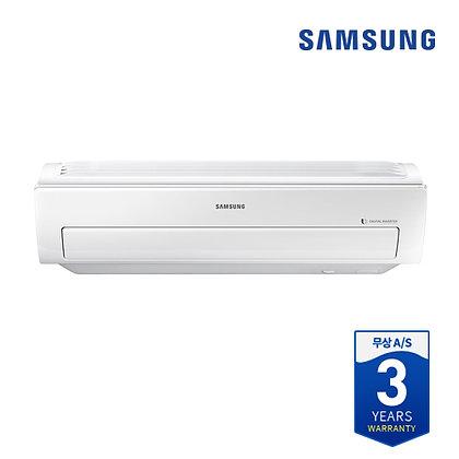 [삼성전자] 벽걸이 인버터 13평 냉난방기 (AR13R5190HCS)