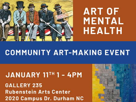 The Art Therapy Institute of NC Marketing Design & Coordination