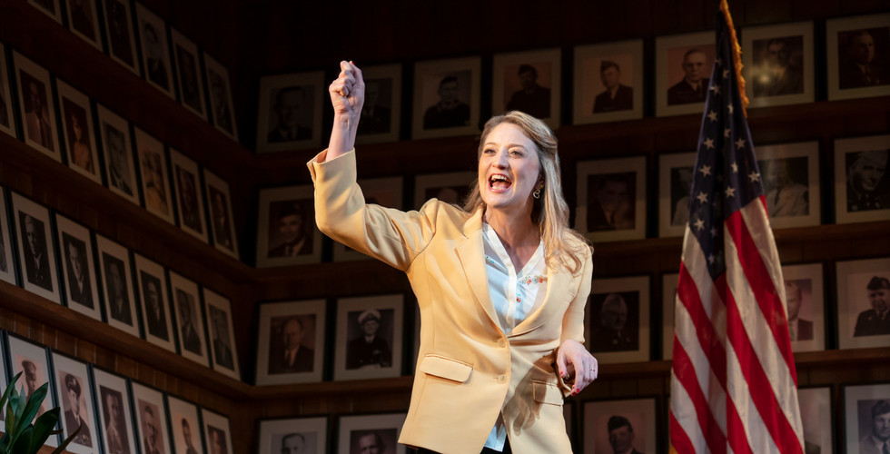 Heidi Schreck in WHAT THE CONSTITUTION M