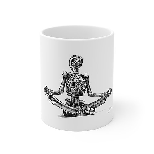 Sweet Surrender Art Mug