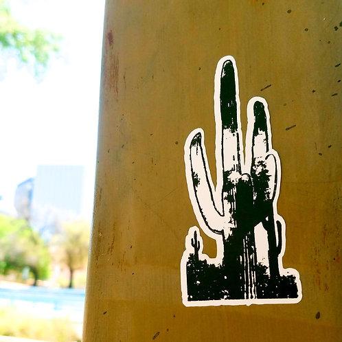 Saguaro Cactus Sticker