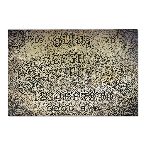 Ouija Board Area Rug