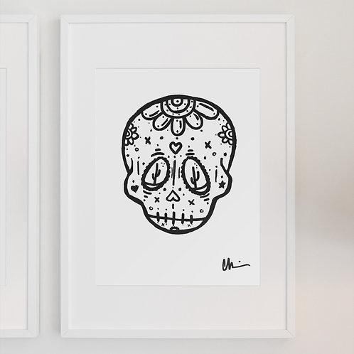 Sonoran Sugar Skull