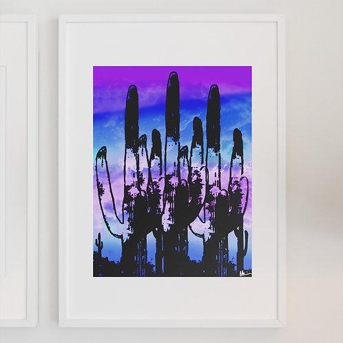Saguaro Daydream Purple
