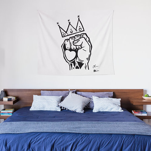 Rise and Shine Wall Tapestries