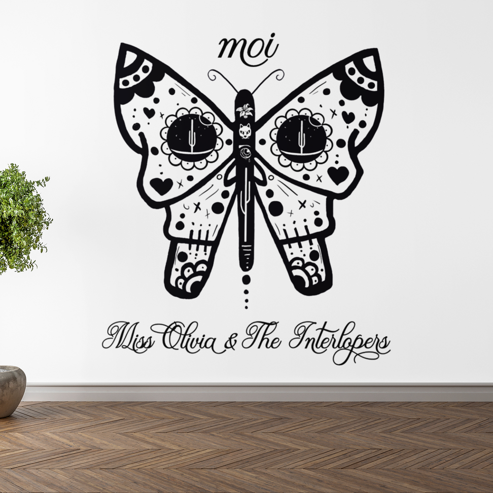 mockup-of-a-wall-art-print-with-a-potted
