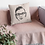 Thumbnail: RBG Art Quote Pillow