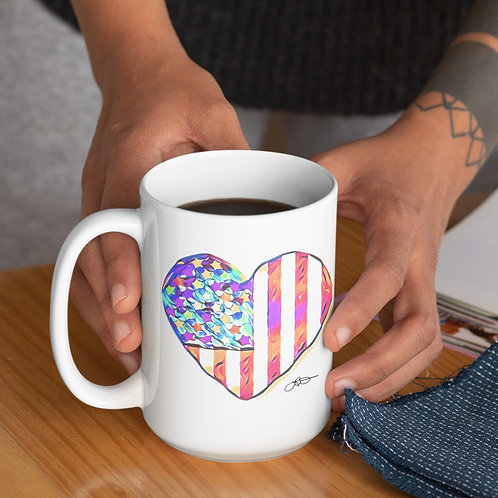 My American Dream Art Mug