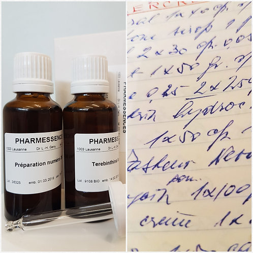Protocole Aroma Lyme