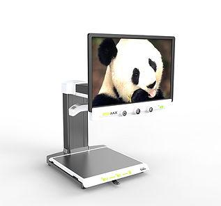 Téléagrandisseur Panda