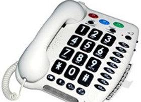 Téléphone amplifié à grosses touches