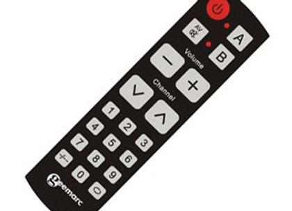 Télécommande simplifiée grosses touches