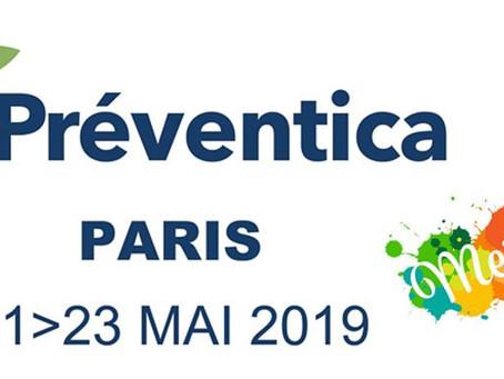 Préventica 21-23 mai 2019 : merci !