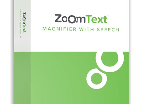 Logiciel de grossissement d'écran ZoomText Magnifier