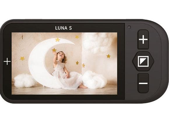 Loupe électronique portable pour malvoyant Luna S