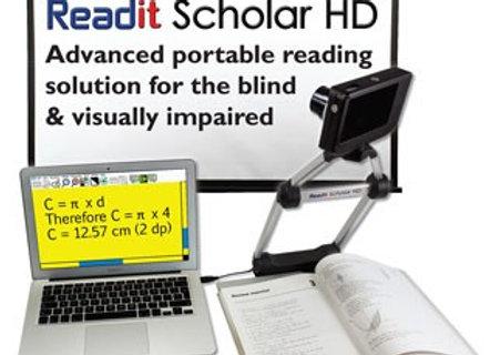 Caméra pour malvoyant Readit Scholar HD