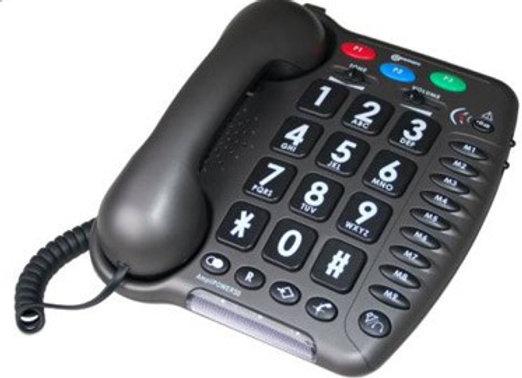 Téléphone extra amplifié