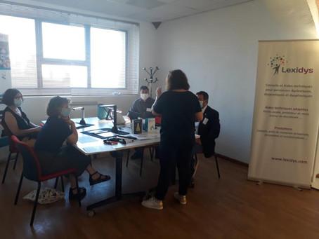 Défi*ergo participe au 1er forum « Réseau et Partage » de l'Université Aix-Marseille