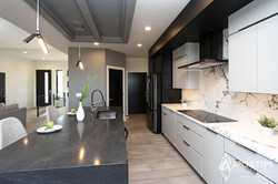 Model Home - Kitchen Area