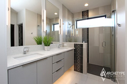 Model Home - Bathroom