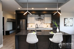 Model Home - Kitchen