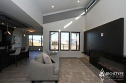Model Home - Living Area