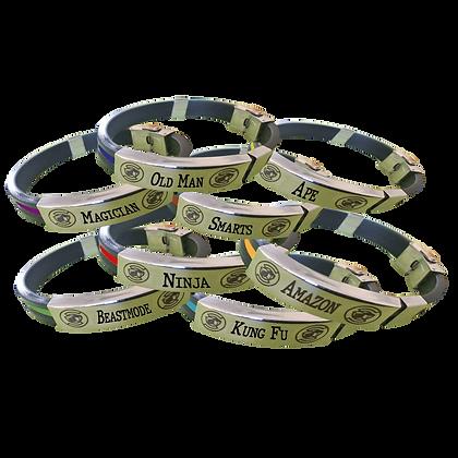 Character Wristband Bundle
