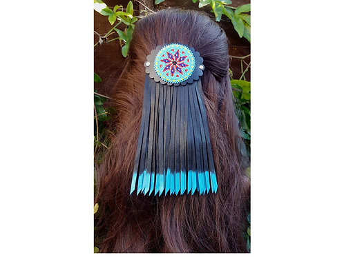 Turquoise barrette