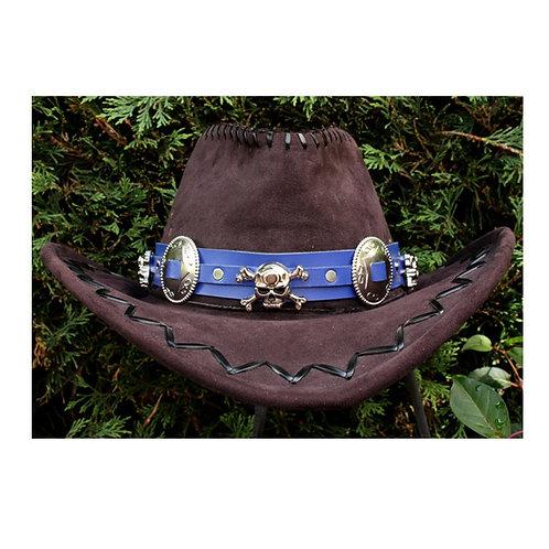 Southwest concho hat band