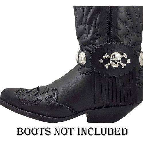 Cowboy boot fringes