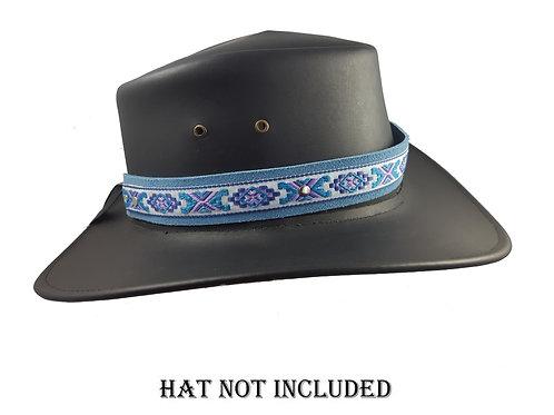 Ethnic hat band