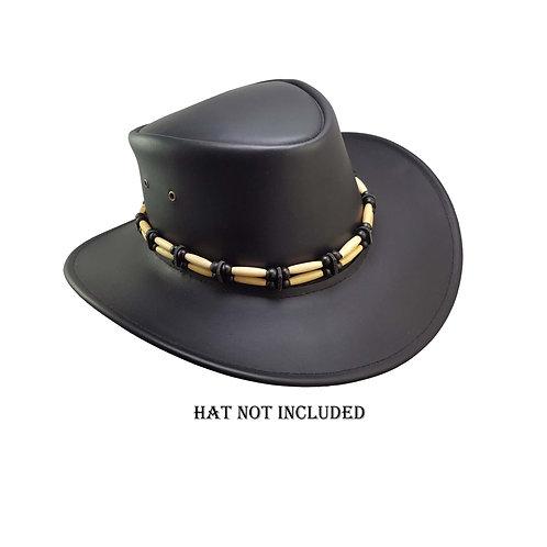 Tribal hat band