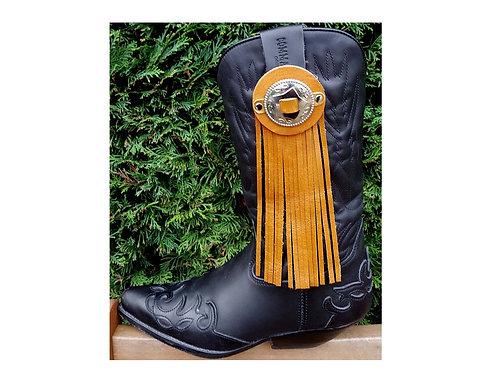 Cowboy boot bling