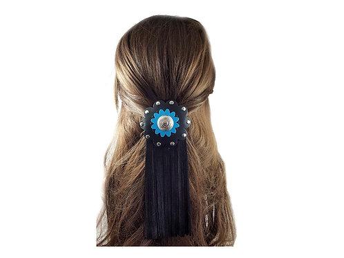 Boho hair accessories