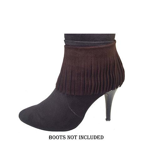 Boot fringes