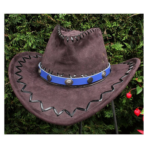 Southwest concho hat band