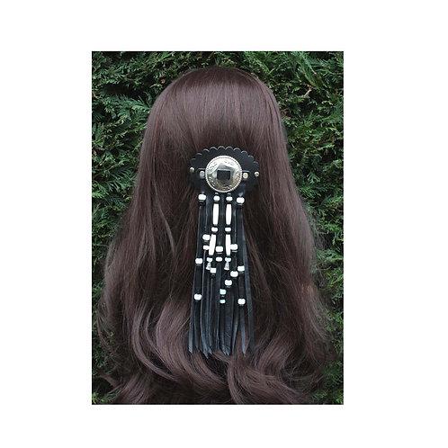 Native American hair tie