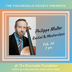 Philippe Muller Event