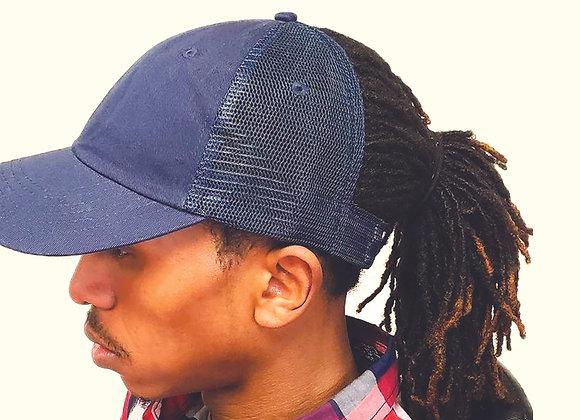 Blue Dreadlocks Cap