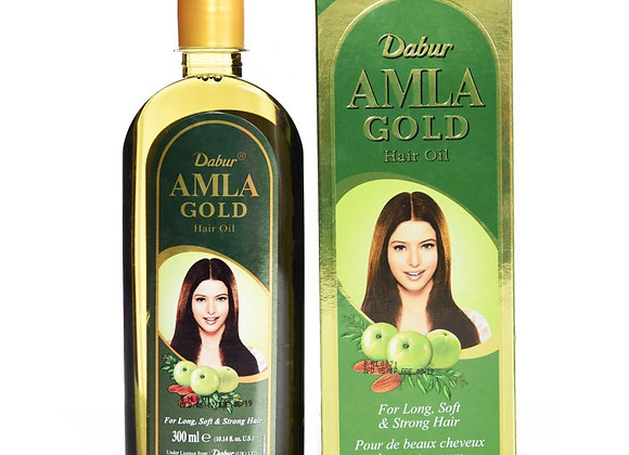 The Dabur Amla Gold Hair Oil