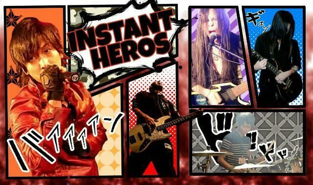 INSTANT HEROS