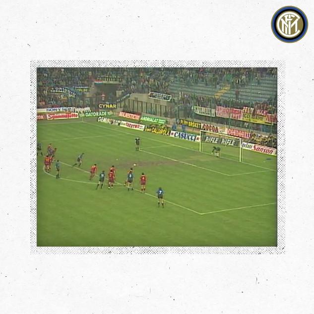 LWS - Inter Milan Rapid Vienna Flashback
