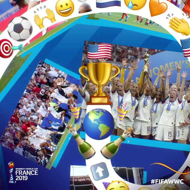 LWS - FIFA Womens World Cup Emojis