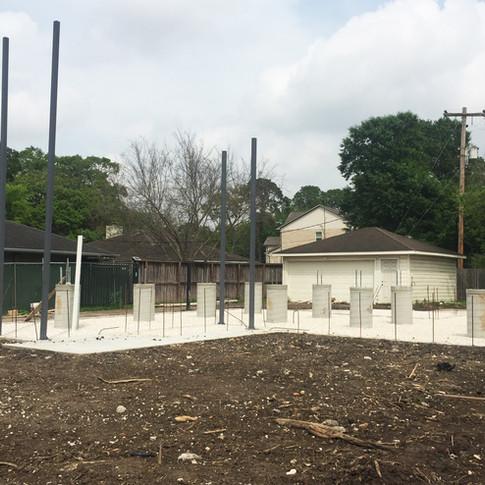 Mazella House broke ground