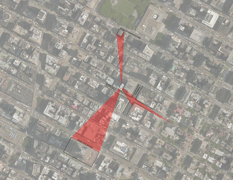 Penthouse Site Diagram
