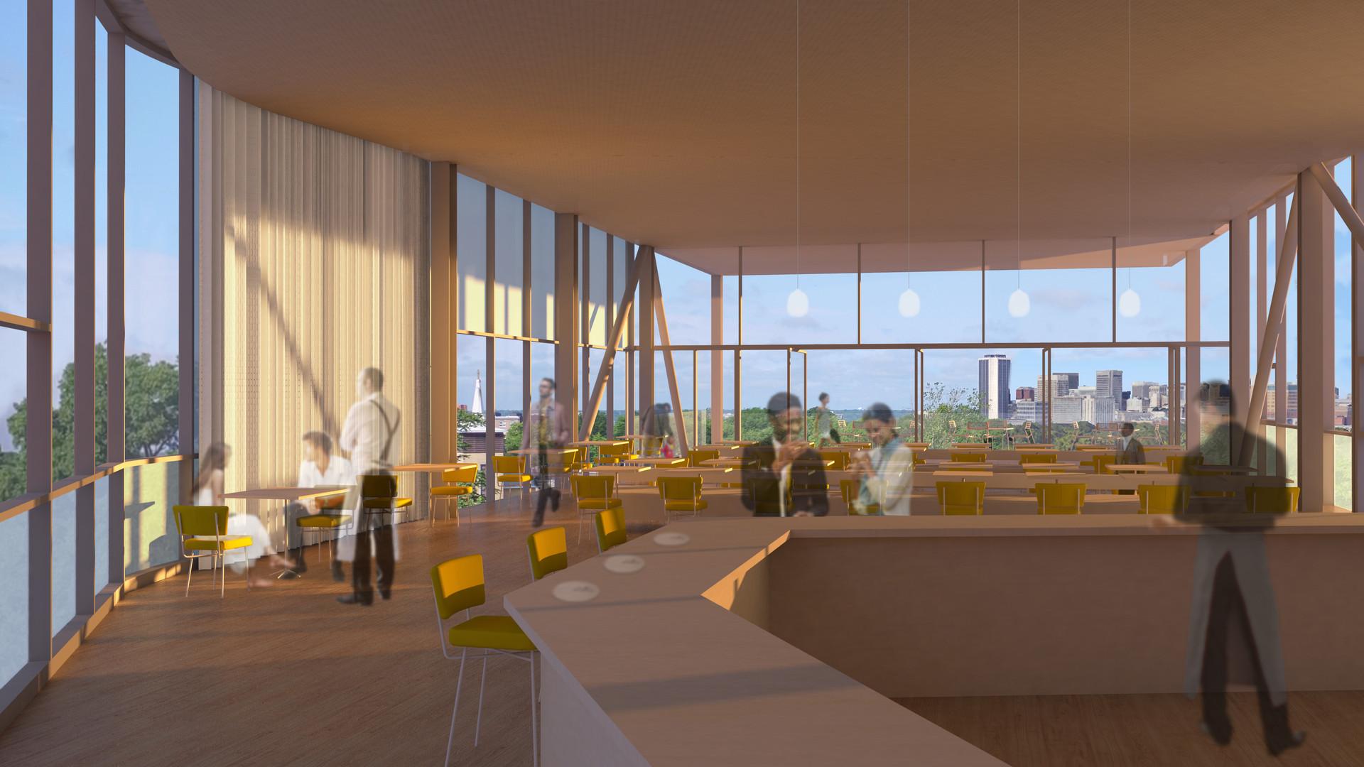 Public restaurant will have views over Richmond