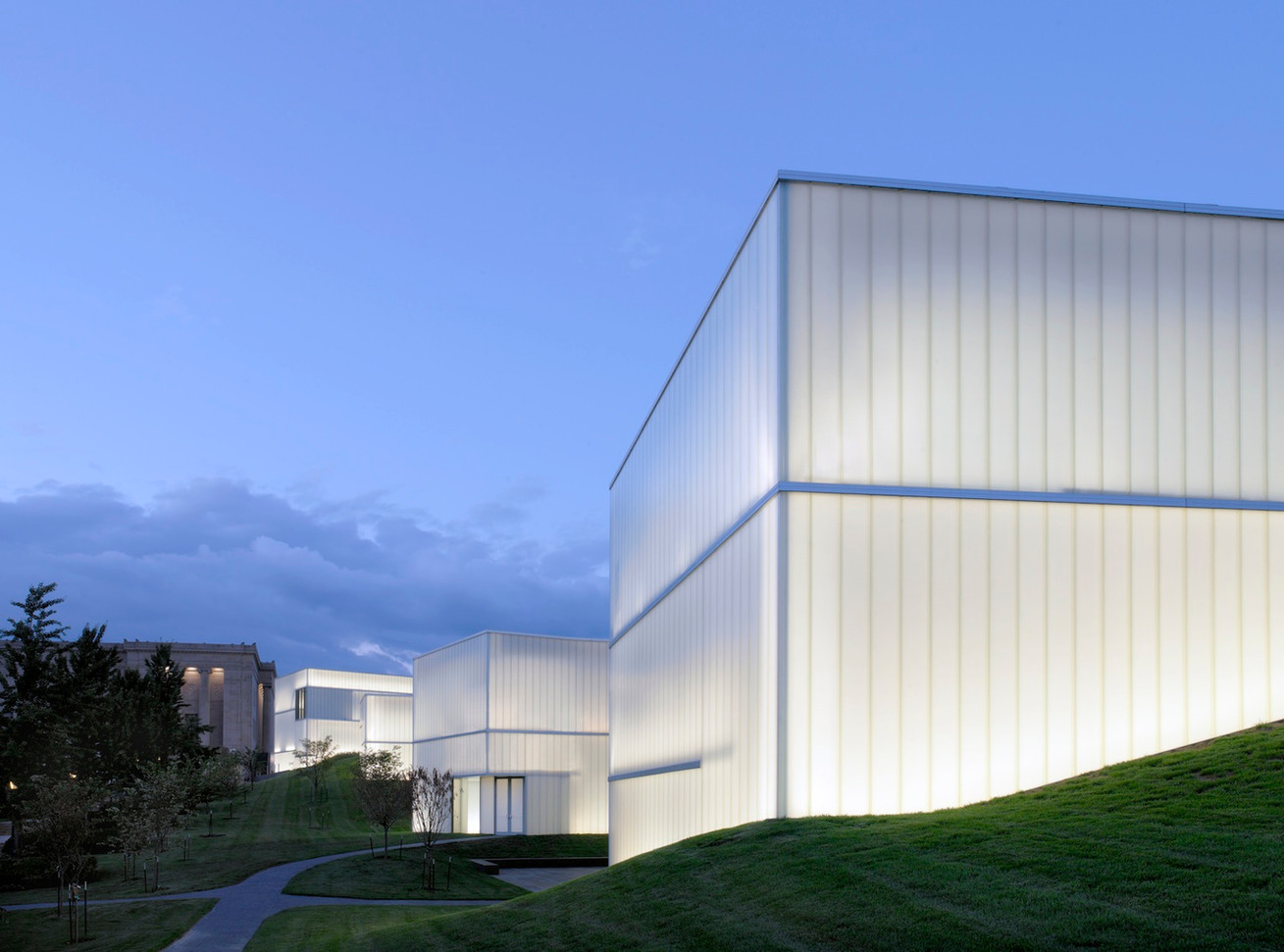 Nelson Atkins Museum of Art Bloch Building