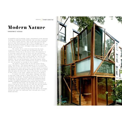 Fort Greene Pavilion published in Design Brooklyn